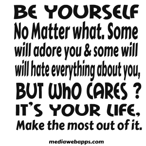 beyourself-quote